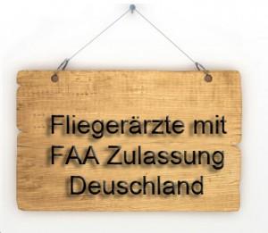 FAA Medical in Deutschland | Fliegerärzte Deutschland