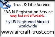 Aircraft Trust Services – FAA aircraft registration